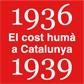 El cost humà de la Guerra Civil a Catalunya