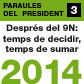 Paraules del President 3
