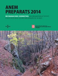 Ja està disponible en línia la nova edició d'Anem preparats, per organitzar les activitats d'educació en el lleure