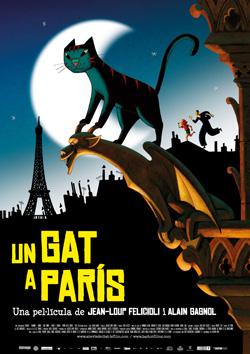 Un gat a París