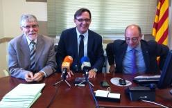 110923 DGAL Presentació nou director territorial Ramon Buscallà