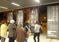 Exposició 'Paraules descalces. Dones fent Pau'