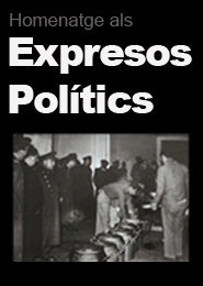 Homenatges als expresos poltics