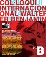 Col·loqui Walter Benjamin