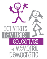 Activitats familiars i educatives del Memorial Democràtic