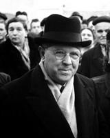 Festa dels refugiats en honor a Pau Casals, 1946