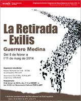 La Retirada. Exilis de José María Guerrero Medina