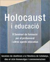 II Seminari Holocaust i educació