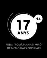 Convocatòria Premi Romà Planas i Miró
