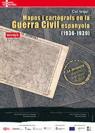Mapes i cartgrafs de la Guerra Civil espanyola 