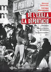 Col·loqui Internacional 'De l'exili a la deportacìó