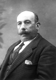 Buenaventura Raspall Pahissa, entorn 1915-1920. Fotògraf desconegut.