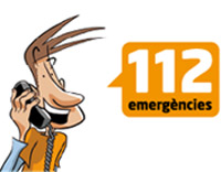 For any emergency, phone 112.